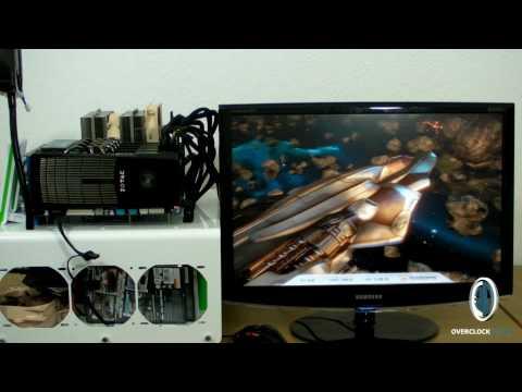 Gigabyte UD9 GTX480 Quad Sli 980x   3DMark Vantage Stock tests 2/5