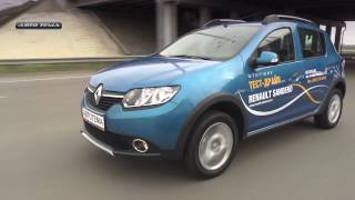 new Sandero Stepway_автотема