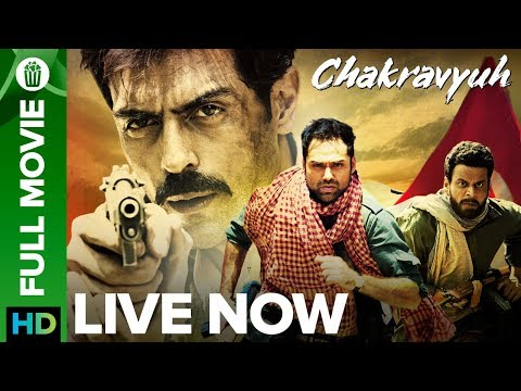 Chakravyuh | Full Movie LIVE On Eros Now | Arjun Rampal, Abhay Deol, Manoj Bajpayee & Esha Gupta
