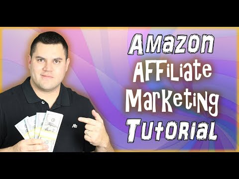 Amazon Affiliate Marketing Tutorial [For Beginners] Even Without A Website