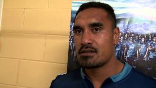 Behind the scenes with with Jerome Kaino | Super Rugby Video Highlights