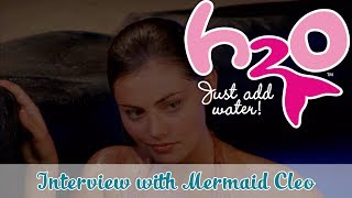 Phoebe Tonkin behind the scenes // H2O JUST ADD WATER // official H2O channel