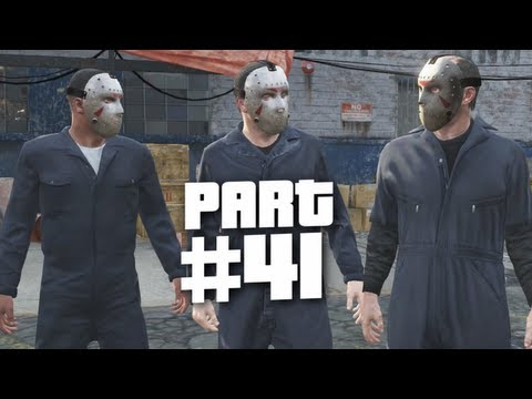 Grand Theft Auto 5 Gameplay Walkthrough Part 41 - Blitz Play (GTA 5)