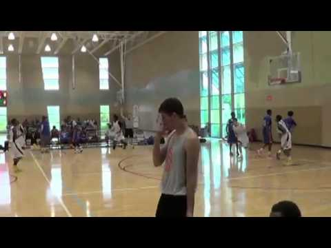 Keenan Gumbs - Junior Season Highlights & 2013 Summer AAU Highlights