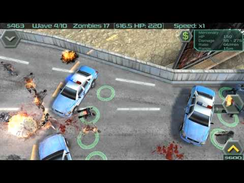 Zombie Defense APK Cover