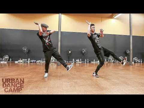 I See Fire - Ed Sheeran / Anthony Lee ft Vinh Nguyen Choreography, Kinjaz Crew / URBAN DANCE CAMP