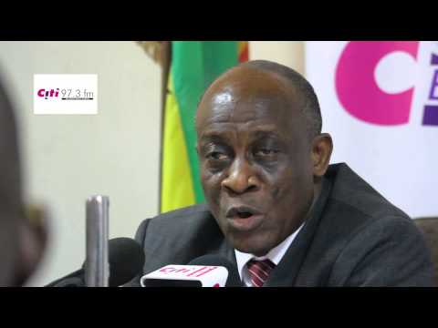 One on One: Seth Terkper on China trade relations