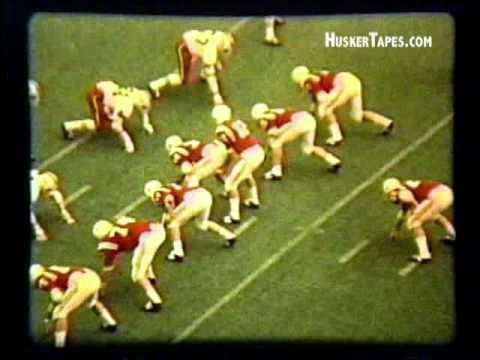 Highlights: 1970 Nebraska vs Oklahoma State Film with Radio Audio