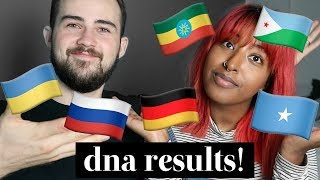 23andMe DNA Results! | Our Ethnicity