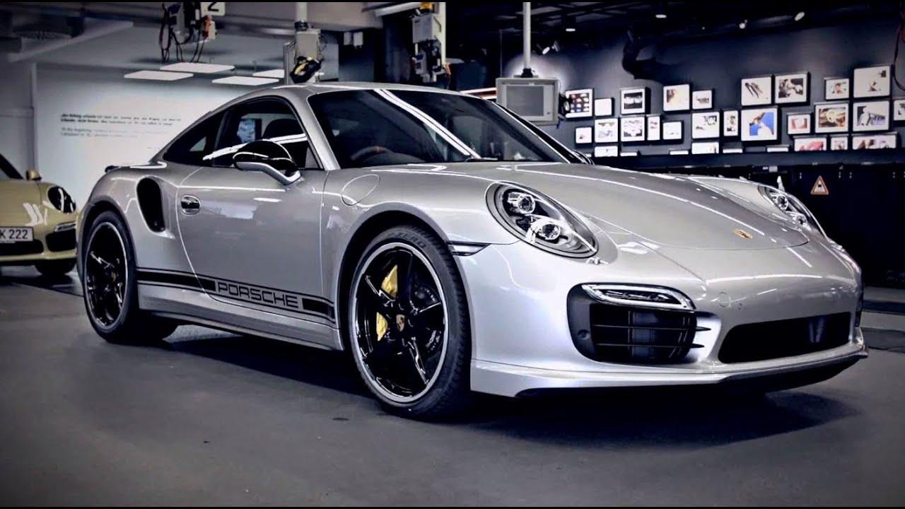 Magnus Walker Tony Hatter And The Porsche 911 Turbo S