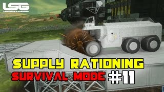 Space Engineers - Supply Rationing SE4 - Part 11