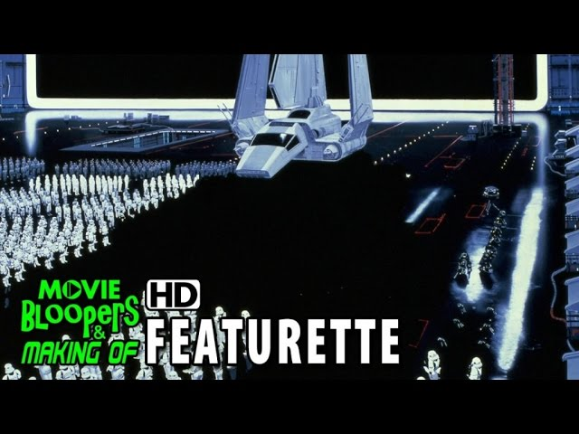 Star Wars: The Digital Collection Blu-ray & DVD (2015) Featurette - Matte Paintings