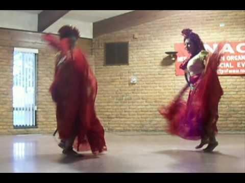 bhanchan kohi jindagi yo (Nepali Dance) Gauri Pradhan & Niru...