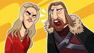If Game of Thrones was Realistic (Animation)
