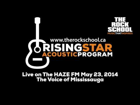 The Rock School Rising Star on HAZEFM - 05/28/2014