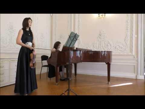Штраус, Рихард - Концерт для скрипки с оркестром ре минор