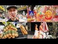 LUNAR NEW YEAR Tết Decorations & STREET FOOD in Hanoi's Old Quarter 2018 | LIFE IN VIETNAM MP3