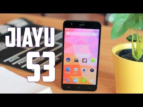 Jiayu S3, Review en espa�ol