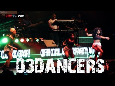 Flavour Performs Adamma Live With D3dancers On Stage London Indigo2 video