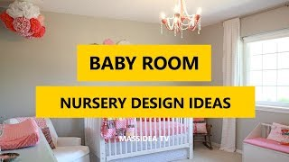 50+ Best Baby Nursery Room Design Ideas 2018