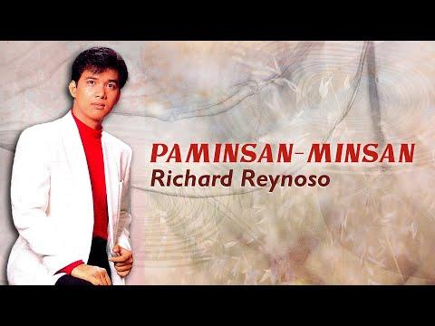 Richard Reynoso - Paminsan-Minsan (Lyrics Video)