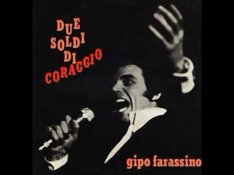 Gipo Farassino – Due Soldi di Coraggio – 03 Il Bar del Mio Rione (1969)