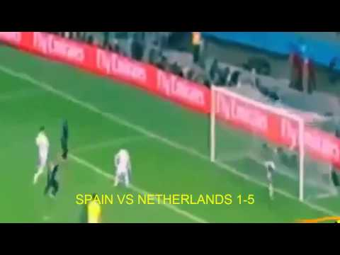 Why Spain was eliminated so early in the World Cup 2014