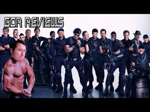 The Expendables 3 (2014) Movie Review