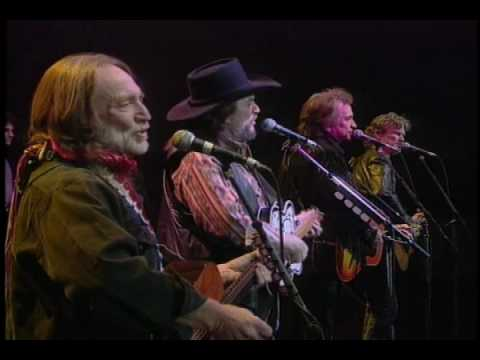 Good Hearted Woman - The Highwaymen Music Videos
