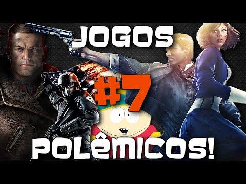 Jogos Polêmicos! #7