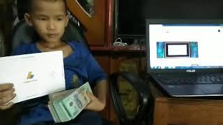 Thành quả kiếm Tiền Youtube cậu bé học lớp 5