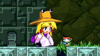 Cave Story - Eyes of Flame in a Touhou Soundfont