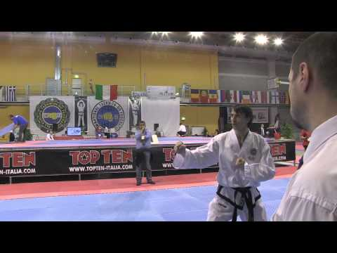 Special techniques in Taekwon-Do European championships 2014, Italy Image 1