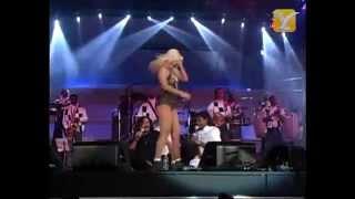 E o Tchan, Na Boquinha da Garrafa, Festival de Viña 1997