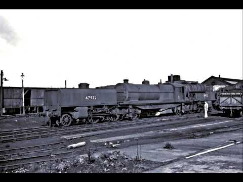 A selection of photos taken from my own collection and other sources showing the Beyer garratts in service or on shed during LMS and BR days. You may have to...