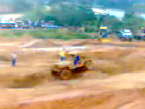 Rusty track en Nirgua