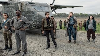 """Fear The Walking Dead S5 EP9 """"Is Anybody Out There? (Review)"""