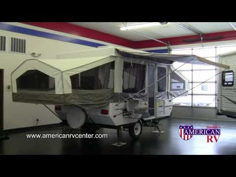 2012 Rockwood Freedom 2270 Pop-up Camper - Tent Folding Camper - American RV Center. Evansville. IN