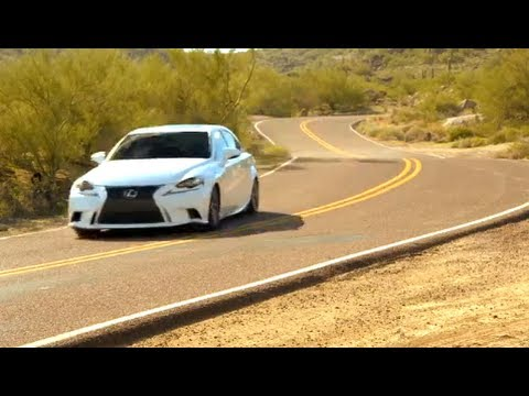 Shut Up and Drive, Season 2 - Episode 3 - Lexus IS 350 F SPORT