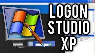 LogonStudio XP - A Logon Screen Customization Tool For Windows XP (Overview & Demo)