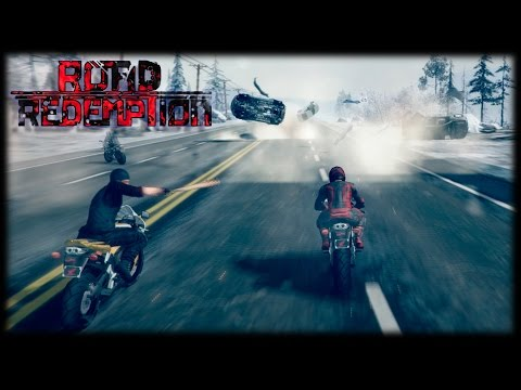 Road Redemption - Motorcycle Mayhem (Funny Moments)