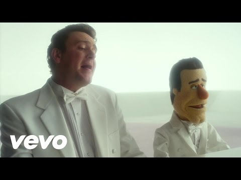 Jason Segel, Walter, The Muppets - Man Or Muppet