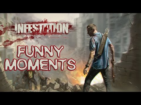 Infestation Funny Moments