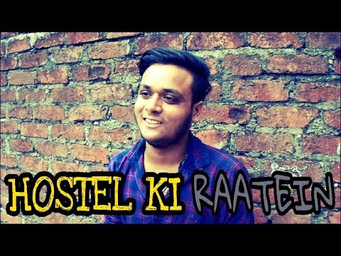 AMAN K -| HOSTEL KI RAATEIN | HINDI POETRY | HOSTEL LIFE | STORYTELLING |