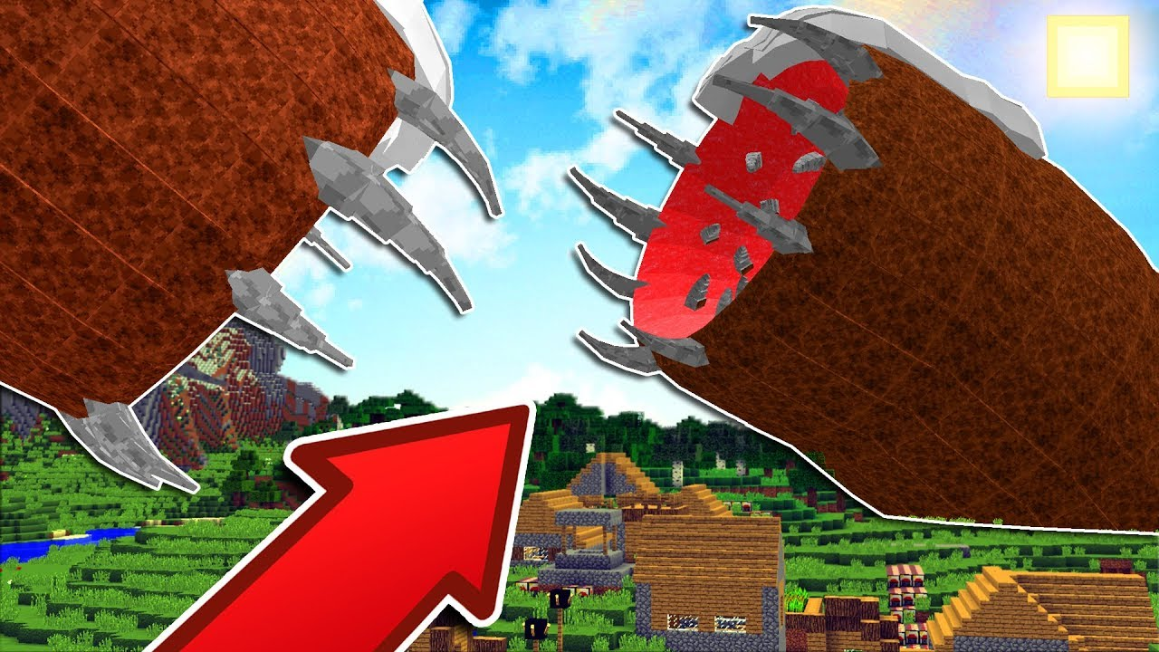 KILLING THE UNKILLABLE MINECRAFT BOSS!! (Hardest Minecraft Boss Ever)