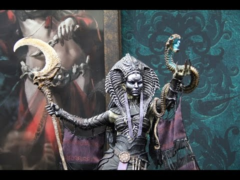 SDCC 14: Court Of The Dead: CLEOPSIS