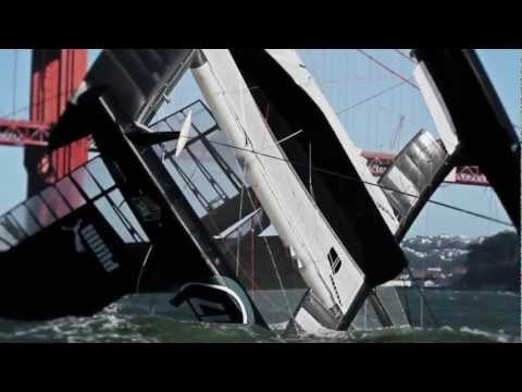 "ORACLE TEAM USA ""17"" Capsize - The Whole Story"