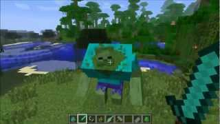 ♦ Mutant Creatures Mod + pasta .Minecraft download