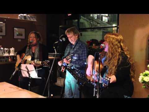 Rudolph ~ Jack Johnson style (Kelly McQuillan, Vicki Oates, John Laird) Dec. 21st 2013