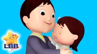 We Love Our Parents | Little Baby Bum Junior | Cartoons and Kids Songs | LBB TV | Songs for Kids